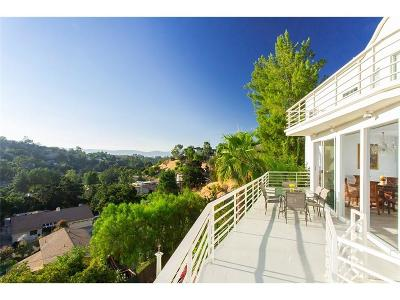Woodland Hills Single Family Home For Sale: 4225 Alhama Drive