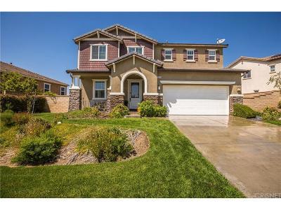Saugus Single Family Home For Sale: 28031 Linda Lane