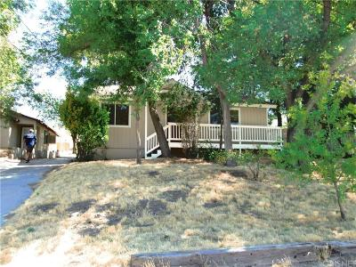 Lake Hughes Single Family Home For Sale: 42628 Ranch Club Road