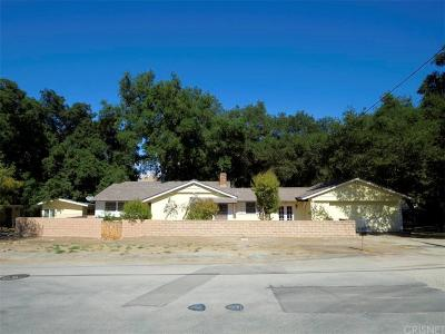 Los Angeles County Single Family Home For Sale: 24150 Cross Street
