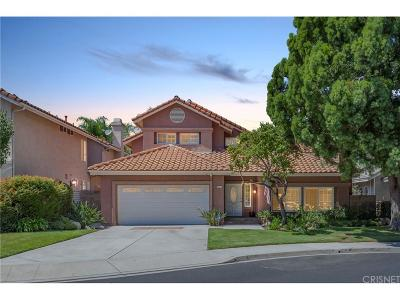 Moorpark Single Family Home For Sale: 4141 Pine Hollow Place