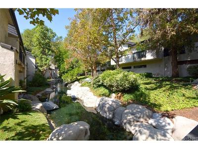 Agoura Hills Condo/Townhouse For Sale: 5740 Skyview Way #A