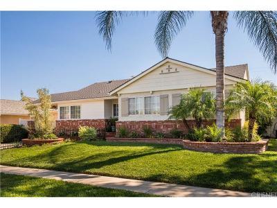 Tarzana Single Family Home For Sale: 6236 Tunney Avenue