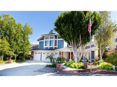 West Hills Single Family Home For Sale: 23908 Strathern Street
