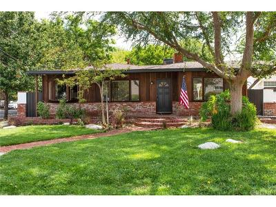 Woodland Hills Single Family Home For Sale: 5452 Sale Avenue