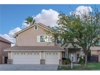 Lancaster Single Family Home For Sale: 42310 Daniel Drive