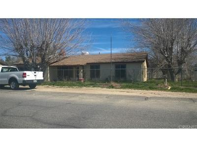 Palmdale Single Family Home For Sale: 40306 178th Street East