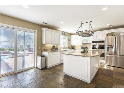 Castaic Single Family Home For Sale: 27932 Knight Street