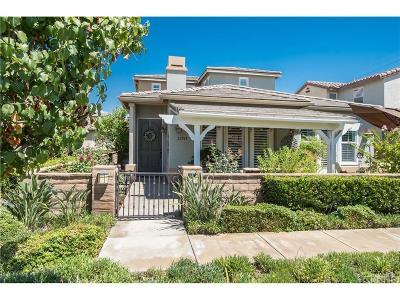 Valencia Single Family Home For Sale: 23785 Western Cedar Court