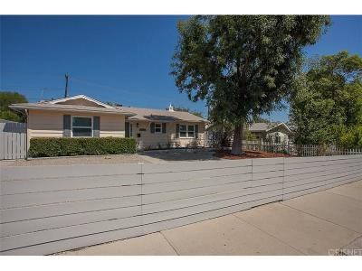 West Hills Single Family Home For Sale: 24333 Victory Boulevard