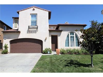 Los Angeles County Single Family Home For Sale: 24433 Mira Vista Street