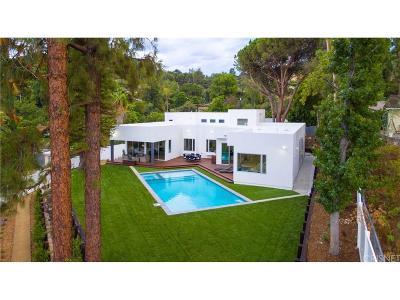 Tarzana Single Family Home For Sale: 18115 Karen Drive