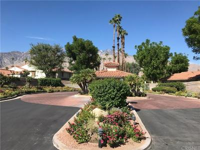 Palm Springs Condo/Townhouse For Sale: 505 South Farrell Drive #I51