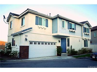 Castaic Single Family Home For Sale: 31556 Rocca Drive