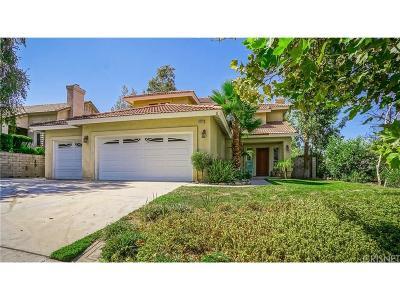 Single Family Home Sold: 14552 Grandifloras Road