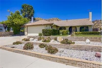 Canyon Country Single Family Home For Sale: 29690 Grandifloras Road