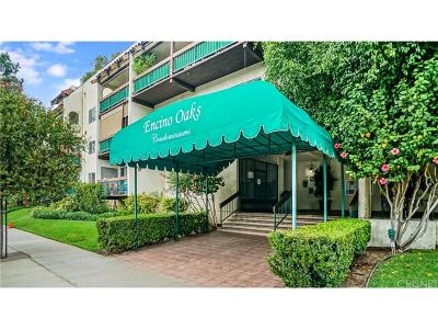 Encino Condo/Townhouse For Sale: 5460 White Oak Avenue #G326