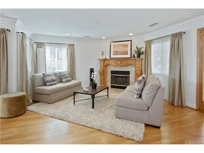 Woodland Hills Single Family Home For Sale: 5310 Medina Road