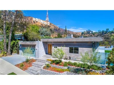 Hollywood Hills East (C30) Single Family Home For Sale: 3238 Canyon Lake Drive