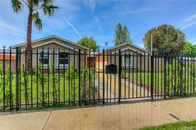 West Hills Single Family Home For Sale: 7465 Faust Avenue