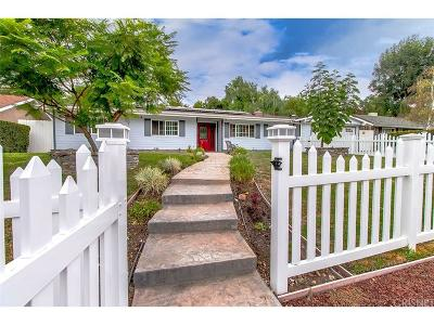 Thousand Oaks Single Family Home For Sale: 1921 El Monte Drive