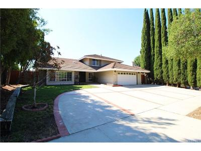 Thousand Oaks Single Family Home For Sale: 324 West Avenida De Los Arboles