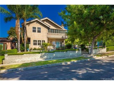 Single Family Home Closed: 1083 East Tujunga Avenue