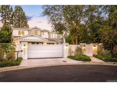 Encino Single Family Home For Sale: 5230 Bianca Avenue