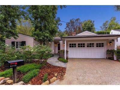 Bel Air Single Family Home For Sale: 2175 Roscomare Road