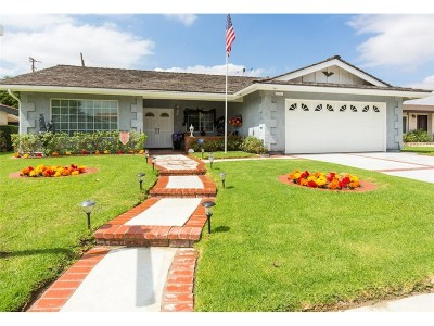 Chatsworth Single Family Home For Sale: 10721 Brookfield Road