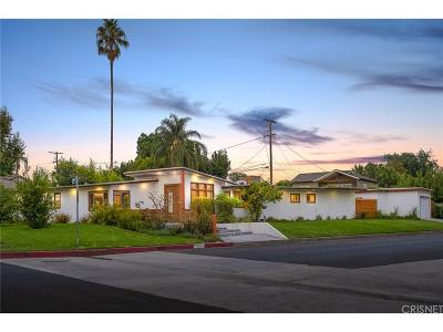 Sherman Oaks Single Family Home For Sale: 13455 Valleyheart Drive North
