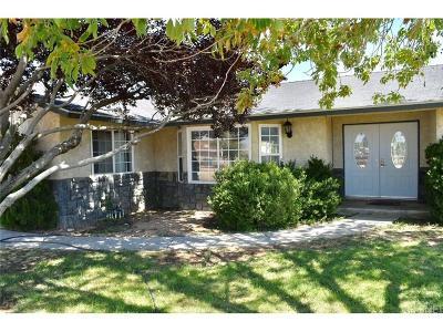 Quartz Hill CA Single Family Home For Sale: $450,000