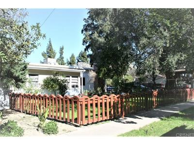 Northridge Single Family Home For Sale: 18603 Chase Street