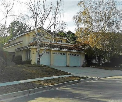 Simi Valley Single Family Home For Sale: 1152 Adirondack Court