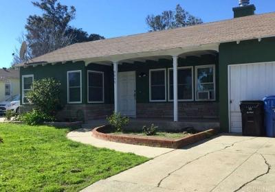 Tarzana Single Family Home For Sale: 5959 Wilbur Avenue