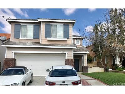 Castaic Single Family Home For Sale: 27725 Wilderness Place