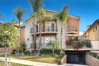 Burbank Condo/Townhouse For Sale: 728 East Palm Avenue #104