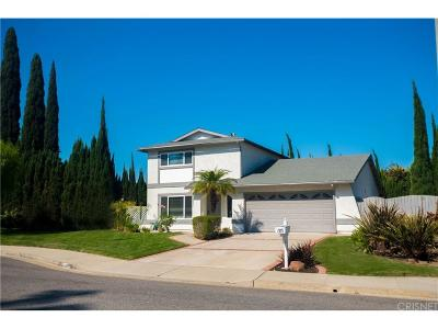 Thousand Oaks Single Family Home For Sale: 2567 Tennyson Court