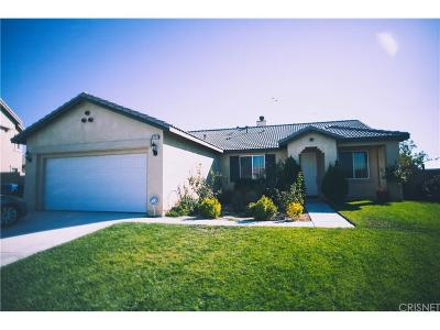 Palmdale Single Family Home For Sale: 5762 Avenue Q10