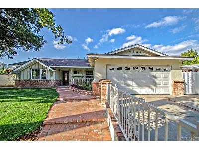 West Hills Single Family Home For Sale: 24383 Welby Way