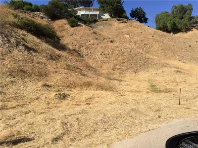Woodland Hills Residential Lots & Land For Sale: 4704 Galendo