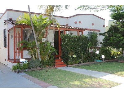 Los Angeles Single Family Home For Sale: 3133 Hutchison Avenue
