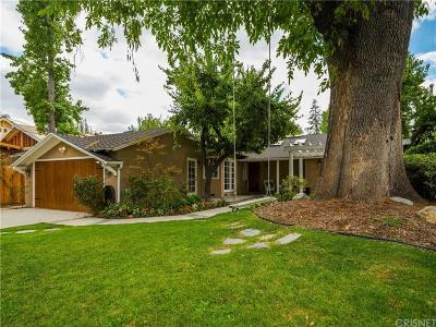 Woodland Hills Single Family Home For Sale: 22634 Califa Street