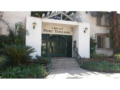 Tarzana Condo/Townhouse For Sale: 18620 Hatteras Street #125