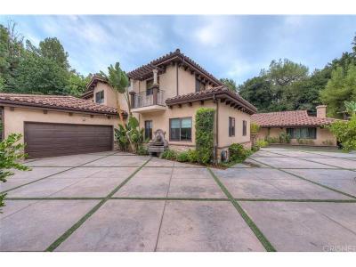 Tarzana Single Family Home For Sale: 4405 Vanalden Avenue