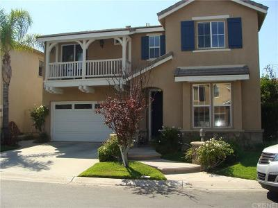 Valencia Single Family Home For Sale: 27929 Agapanthus Lane