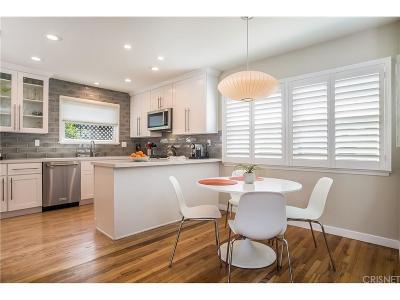 Sherman Oaks Single Family Home For Sale: 5822 Natick Avenue