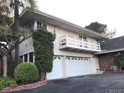 Sherman Oaks Rental For Rent: 3755 Crownridge Drive