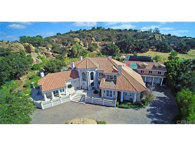 Chatsworth Single Family Home For Sale: 22408 Kanaina Court
