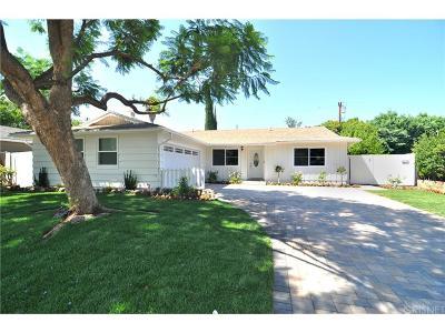 West Hills Single Family Home For Sale: 22545 Bassett Street